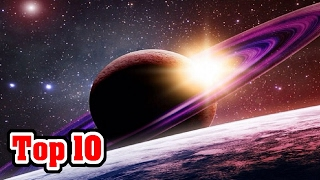 Top 10 AMAZING FACTS About SATURN