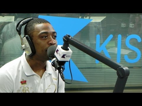 Wiley at Kiss FM (UK)