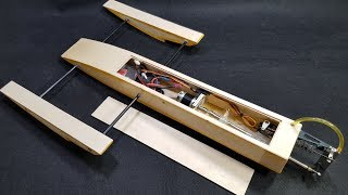 Build a Rigger RC Boat 70km/h - Tutorial