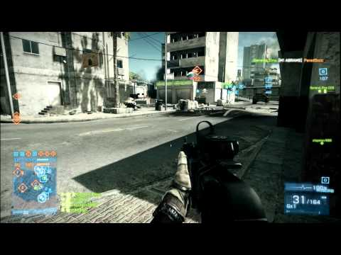 GT 630M. Battlefield 3 gameplay. Acer Aspire v3-571G.
