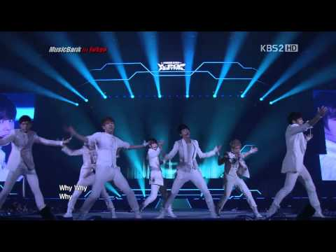 110722【hd】infinite - Before The Dawn (btd) | Music Bank In Tokyo (k-pop Festival) | video