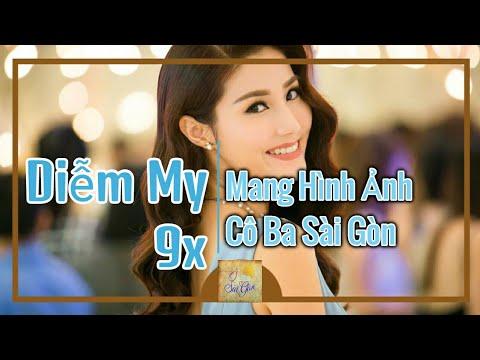 Diễm My 9x Mang Hình Ảnh Cô Ba Sài Gòn