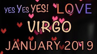 COMMITTED LOVE, SAY YES!! YOU'RE READY Virgo Mid-January 2019 - LOVE READING