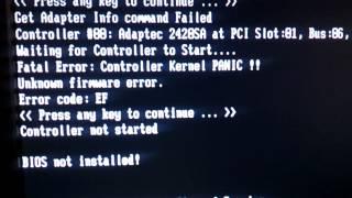TTL's WTF 60TB Server Complete Skylake & Adaptec 81605ZQ Plex Home Server NAS