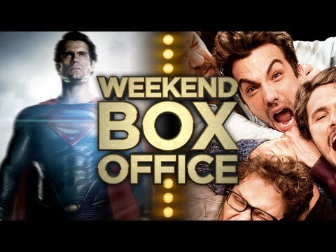 Weekend Box Office - June 14-16 2013 - Studio Earnings Report HD
