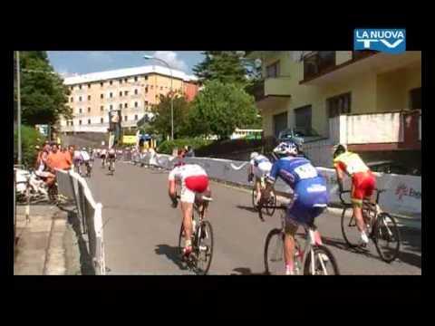 """Servizio La Nuova Tg """" Weekend su due ruote a Castelluccio inferiore"""" 10-07-2013"""