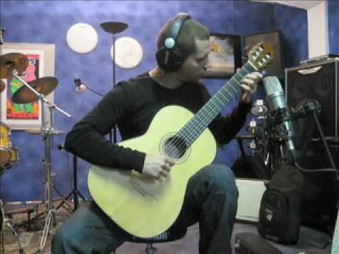 Carlo Domeniconi - Variations on an Anatolian Folksong - played by Dimitar Daskalov