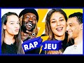 Jok'Air Vs Chilla   Rap Jeu #1 Avec Myriam Manhattan & Shkyd