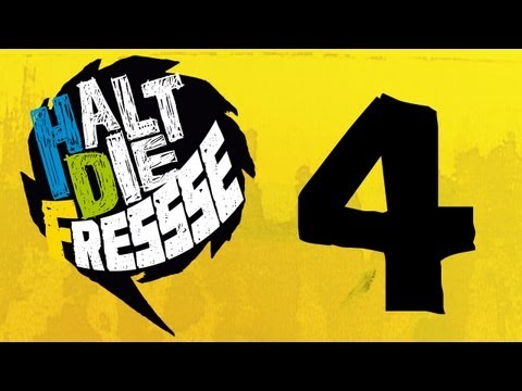 HALT DIE FRESSE - 04 - NR. 155 - HDF 4 ALLSTARS (OFFICIAL HD VERSION AGGROTV) Music Videos