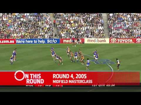 On This Round - AFL Round 4