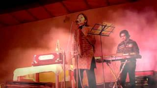 Tomay Hrid Majhare Rakhbo  (হৃদ মাঝারে ) ft  Anusheh Anadil | Gaan Bangla