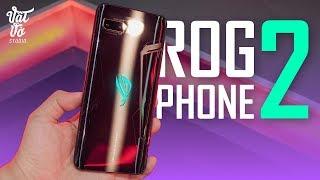 Trên tay ROG Phone 2
