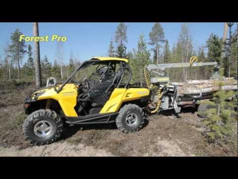 Forest Pro HD Timber Wagon - Introduction