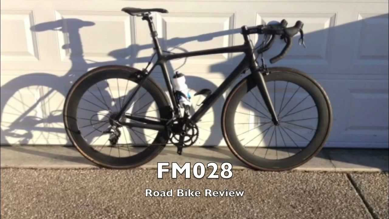 Chinese Carbon Fm028 Bike Review Youtube