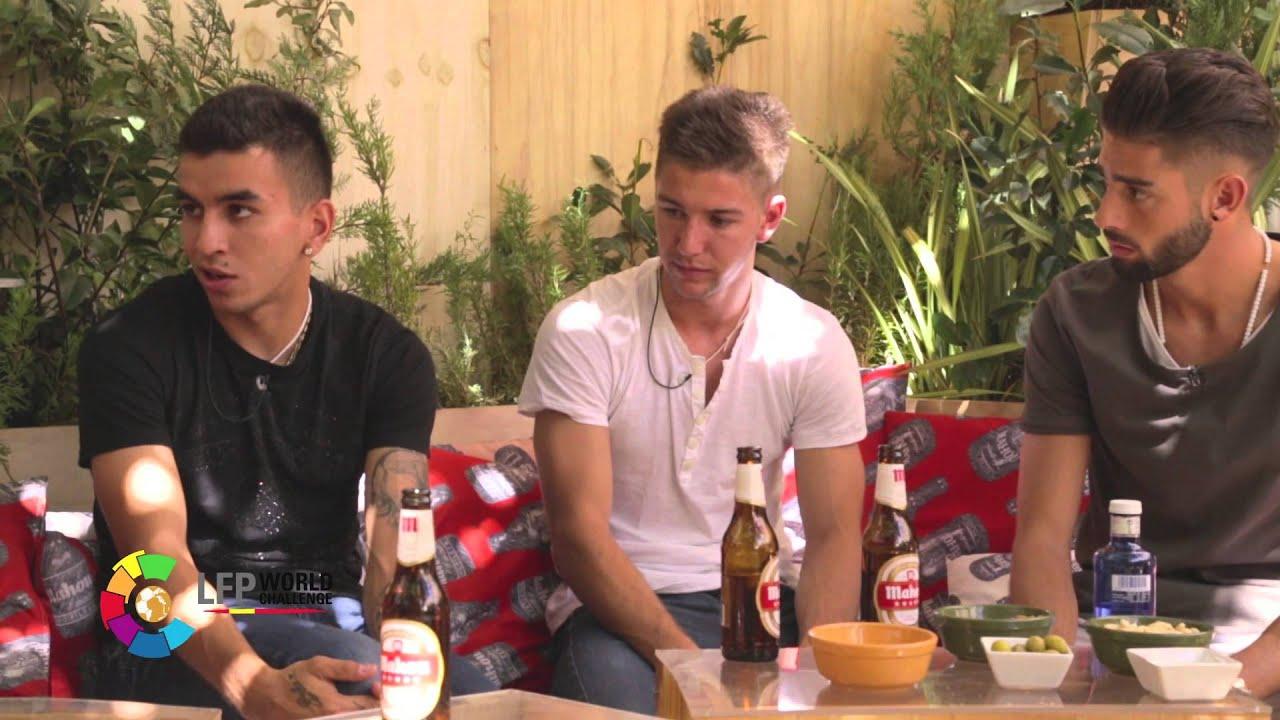 Correa y Vietto descubren Madrid con Mahou