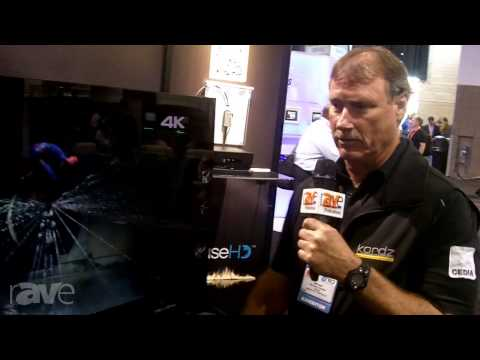 CEDIA 2013: Kordz Introduces the NEO S3 HDMI Extender