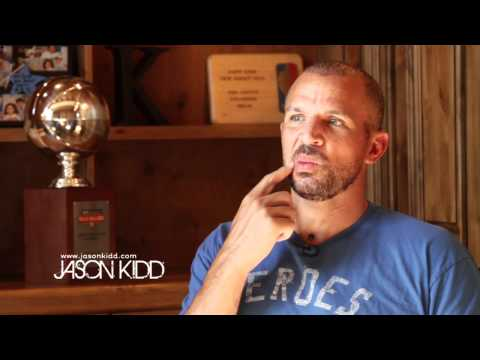 Jason Kidd | The Best Player I Ever Played Against | JasonKidd.com