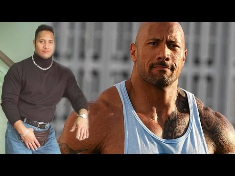 Top 10 Facts About Dwayne Johnson