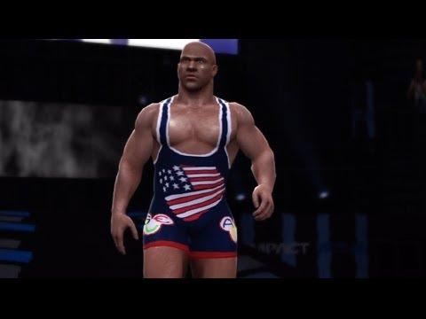 WWE '13 Community Showcase: Kurt Angle (Xbox 360)
