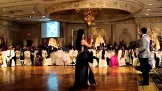 عروسی رقص چاقو