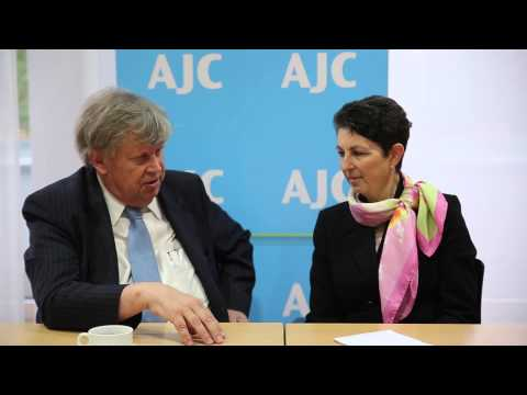 Looming Iran Negotiation Deadline: AJC Berlin and the Henry Jackson Society host Dr. Olli Heinonen