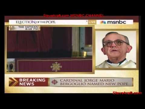 Pope Francis I: Argentina's Cardinal Jorge Mario Bergoglio is Pope