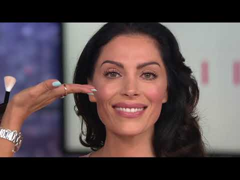 Mally Effortlessly Airbrushed Blush & Highlight on QVC