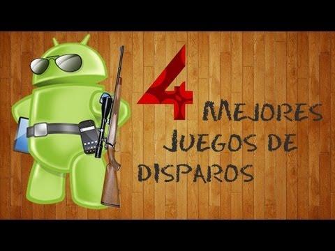Top Mejores juegos android recomendados   Mejores juegos de disparos y armas
