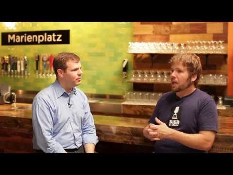 Bier Station | Kauffman Foundation, Thom Ruhe | Top of Mind Episode 24