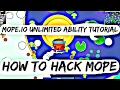 Mope Io Unlimited Ability Tutorial How To Mope Io Glitch mp3