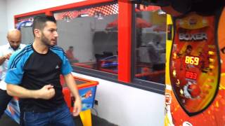 Punching Machine Competition