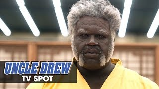 """Uncle Drew (2018 Movie) Official TV Spot """"Dream"""" - Kyrie Irving, Shaq, Lil Rel, Tiffany Haddish"""