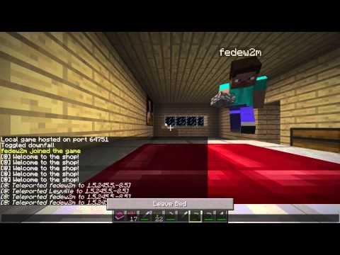 Minecraft: Isla en Cielo Noob Friendly con Fedelobo Ep. 12