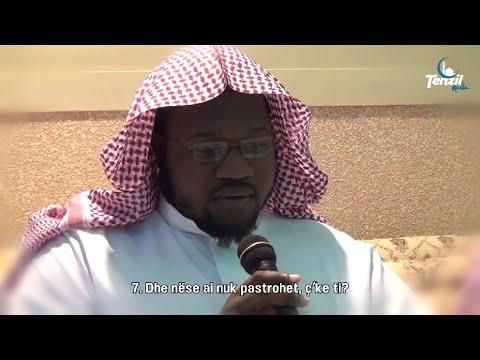 Recitim i mrekullueshëm i Sures Abese - Asim Hawsawi