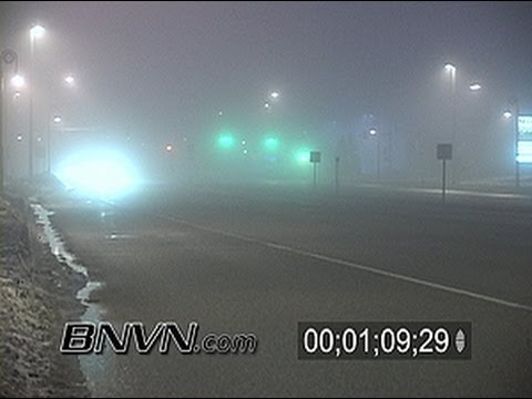12/24/2005 Foggy weather and traffic video