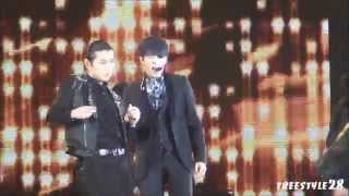 150201 INFINITE Japan Tour DILEMMA in Fukuoka You're My Lady Woohyun solo Short Ver Fancam
