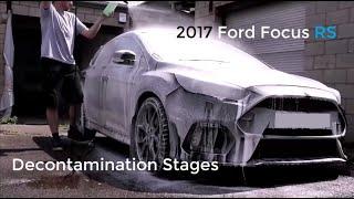Focus RS Full Exterior Detail - Part 1