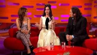 Cheryl Cole & Katy Perry - The Graham Norton Show 1 2012 720p