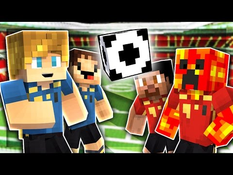 THE MOST INTENSE GAME EVER! | Minecraft Soccer Tournament