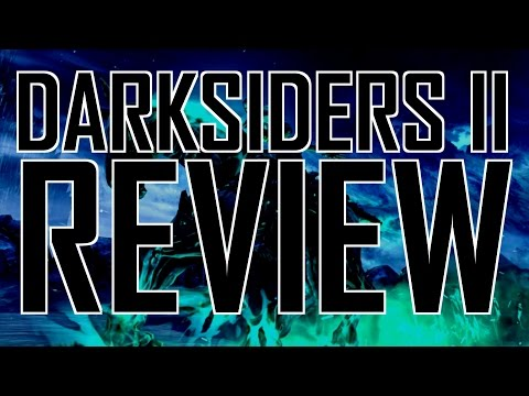 Darksiders 2 review