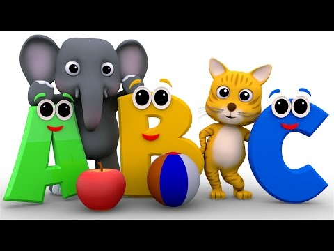 Phonics song  abc song  3d nursery rhymes  ba s  abc songs for children  phonics