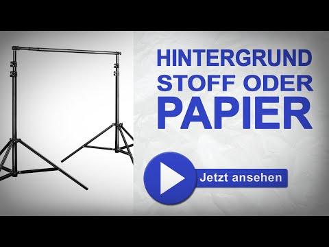 Hintergrund fürs Studio Papier oder Stoffhintergrund I marcusfotos.de