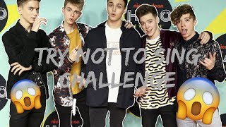 Try Not To Sing Challenge (EXTREME) - Why Don't We Edition