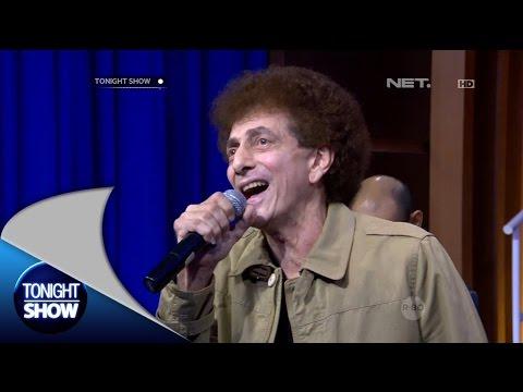 Ahmad Albar Ditantang Menyanyikan Lagu Mellow - Tonight's Challenge