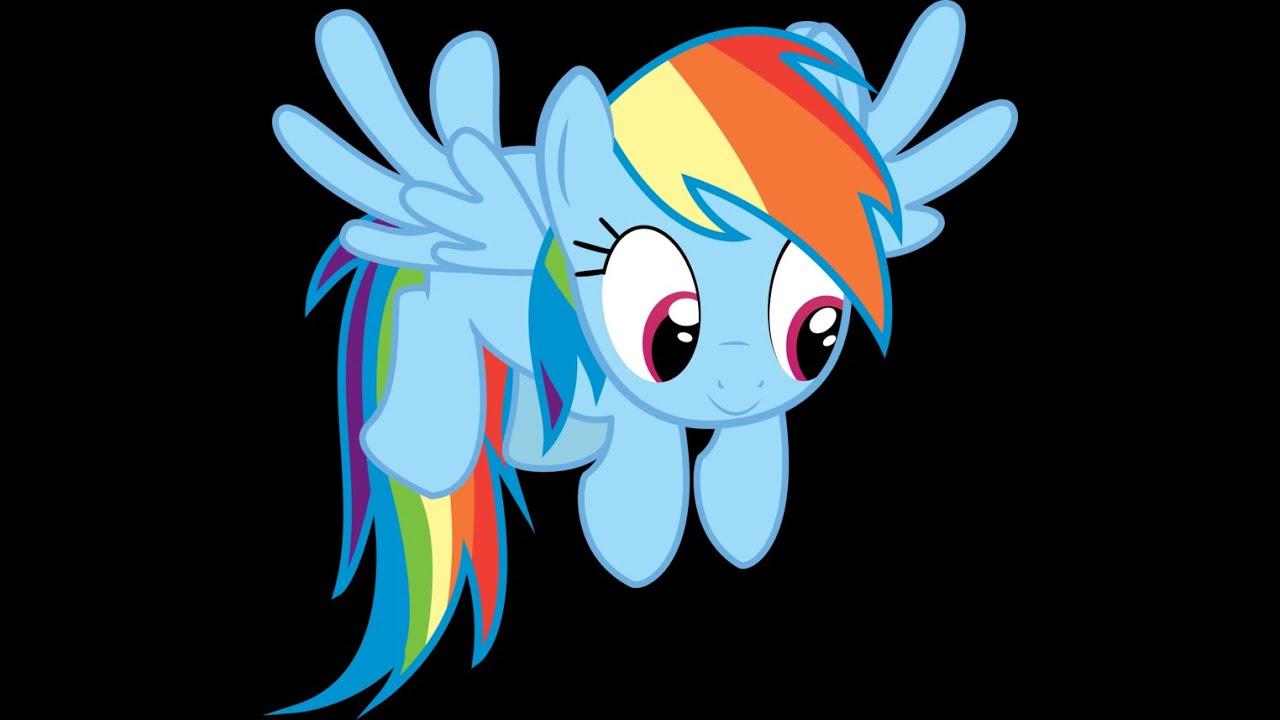 знакомство с пони видео