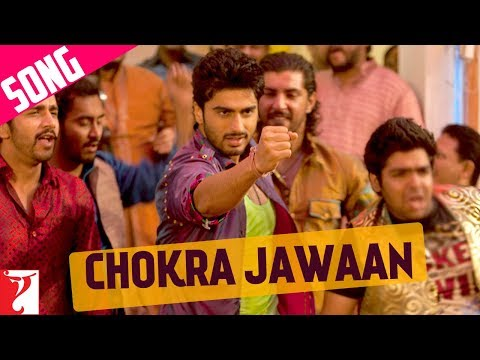 Chokra Jawaan - Song - Ishaqzaade video