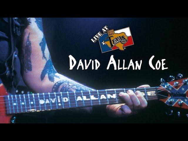 David Allan Coe - Time Off For Bad Behavior [OFFICIAL LIVE VIDEO]