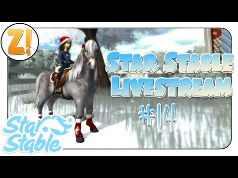 Star Stable [SSO]: Neujahrs-Leveln [01.01.2017] #14 | Let's Play [DEUTSCH]