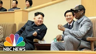Inside The Unlikely Friendship Of Kim Jong Un And Dennis Rodman | NBC News