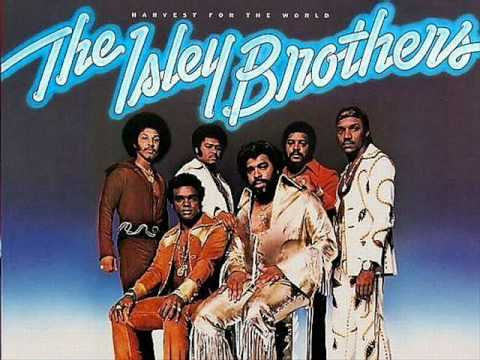 Isley Brothers - Let Me Down Easy